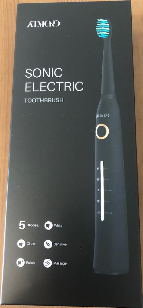 Atmoko elektrische Zahnbürste - Verpackung